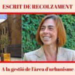 Recolzament absolut del PSOE Maó a la gestió de l'àrea d'Urbanisme i a la feina de la regidora Dolors Antonio